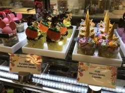 Pumpkin Spice cupcake at Vanellope's
