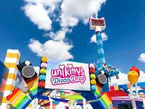 Unikitty's Disco Drop