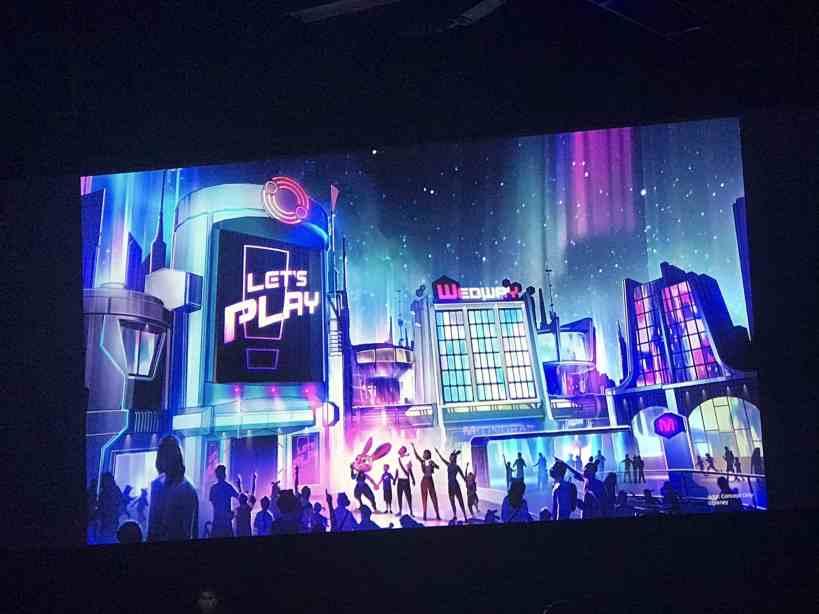 EPCOT Play Pavilion