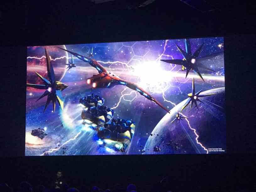 Guardians of the Galaxy Cosmic Rewind