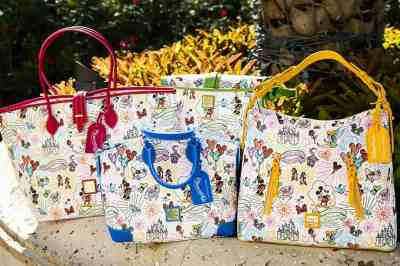 Disney Dooney and Bourke 10th Anniversary