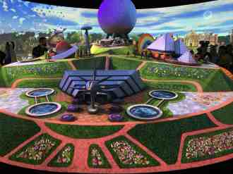 EPCOT experience model