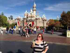 Disneyland Christmas birthday