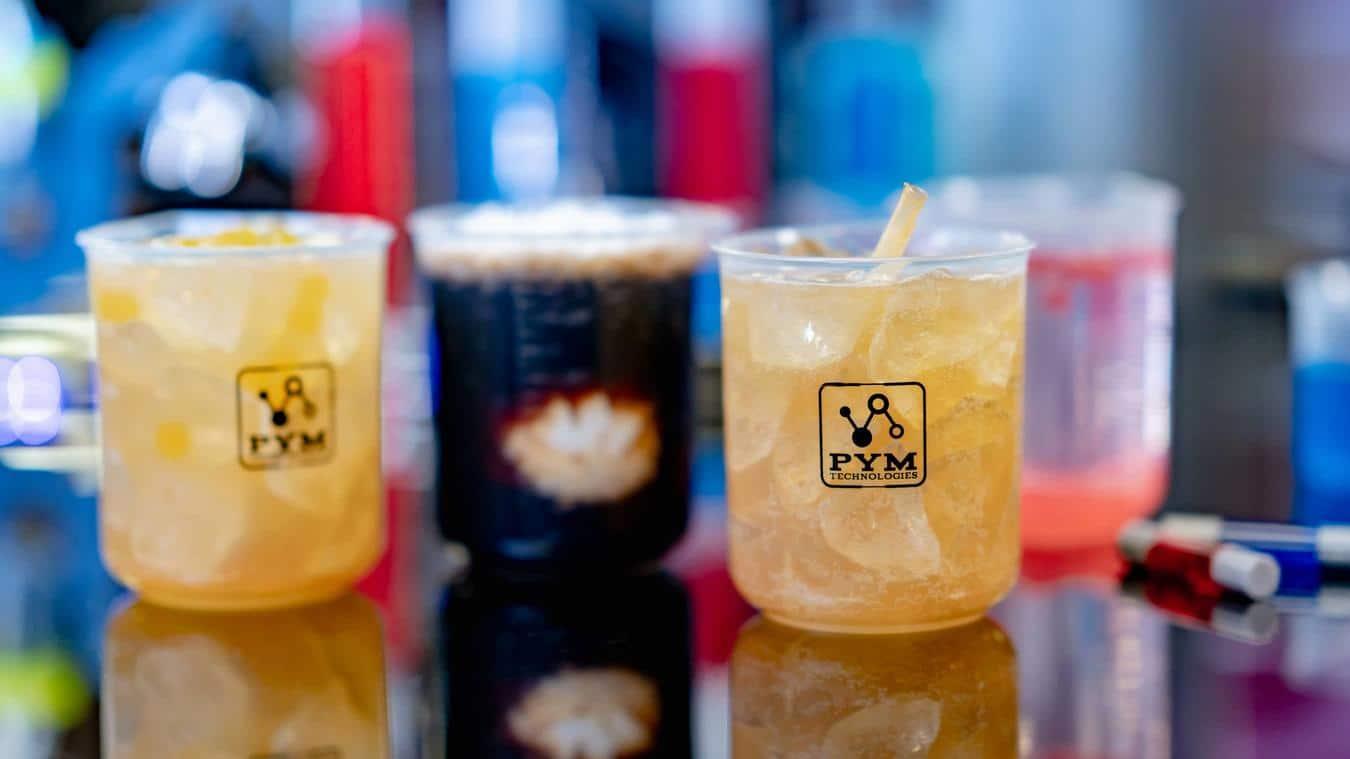 Pym Tasting Lab Beverages