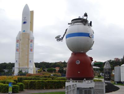 France-Toulouse-Cite_de_l'espace-Ariane_5