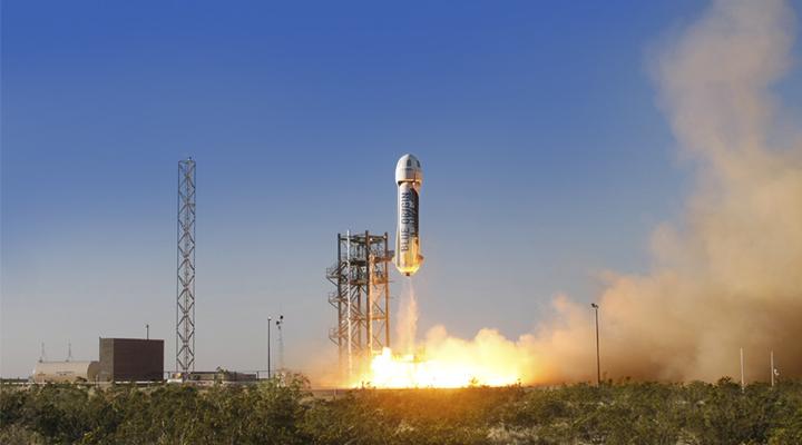 Το Zanneio Stardust στέλνει το πείραμά του στο διάστημα με τη Blue Origin!