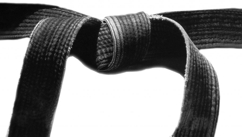Zwarte band