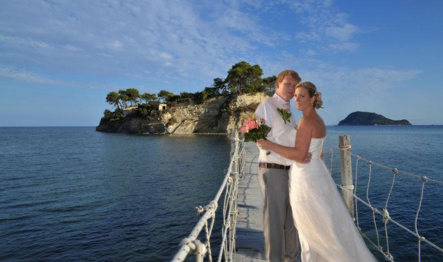 Locations for your Dream Wedding  Zante Dream Weddings