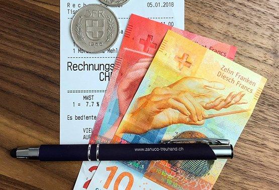 Steuerberater, Immobilien & Treuhanddienstleistungen in Zug - Zanuco Treuhand
