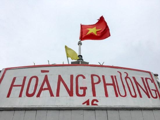 Hoàng Phuòng barco Tour em Halong Bay
