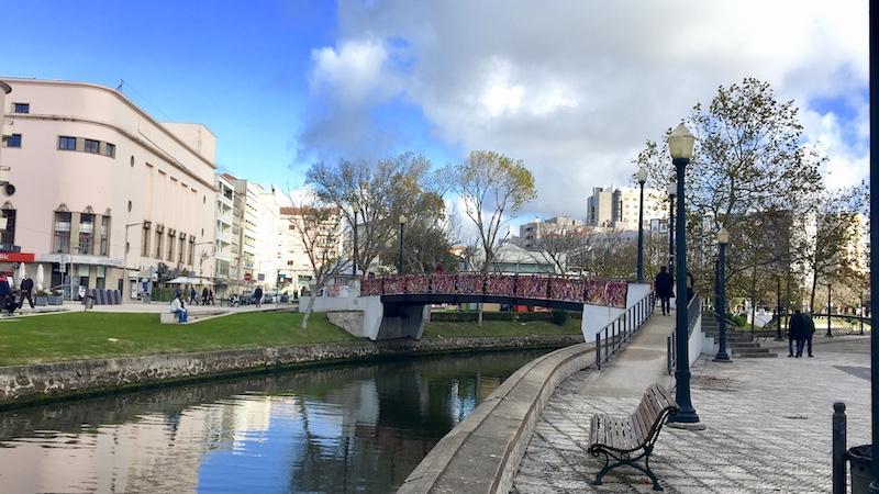 Ría de Aveiro a chamada Veneza portuguesa