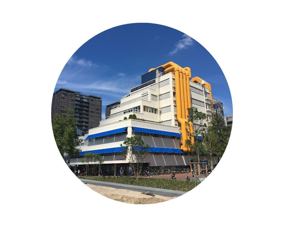 Biblioteca de Roterdã