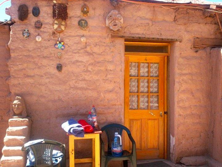 Hostel no Atacama