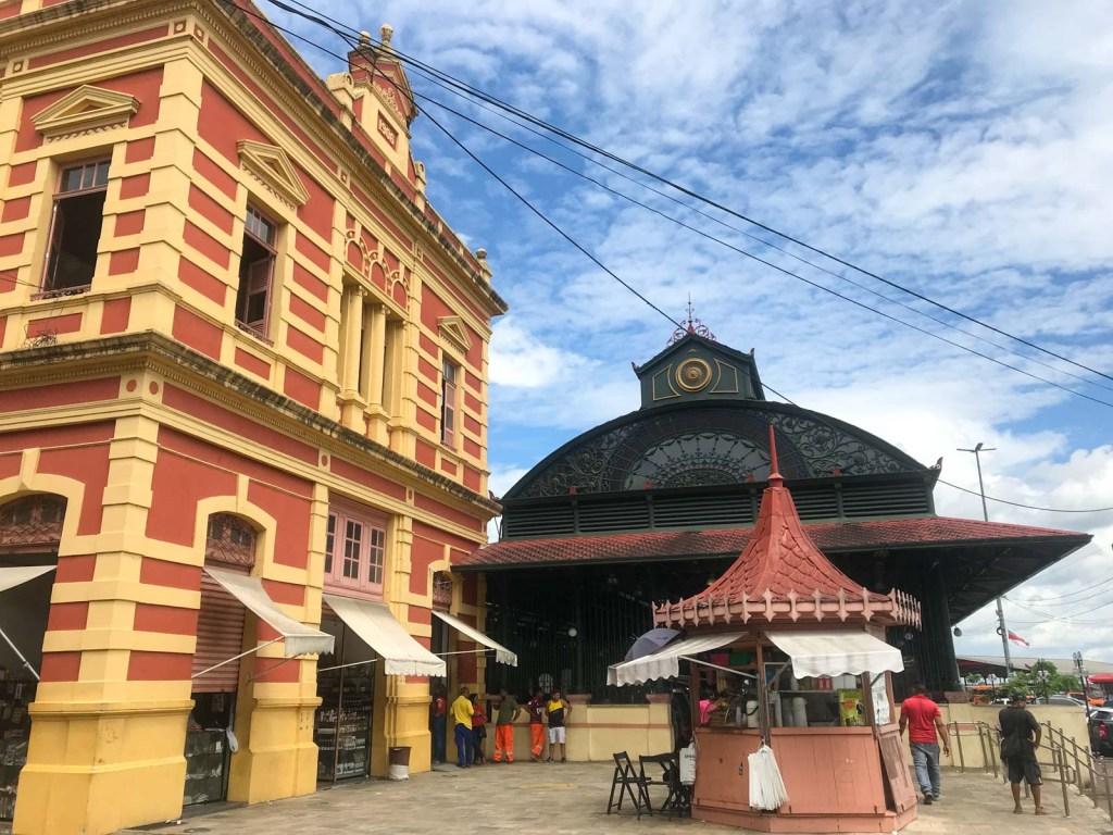 Mercado de Manaus