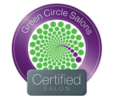 we are a green circle salons certified salon