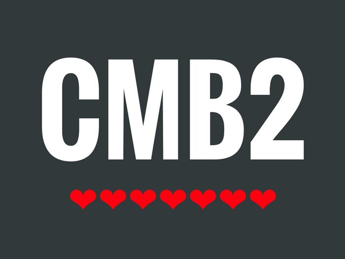 CMB2 heart heart heart heart heart heart heart