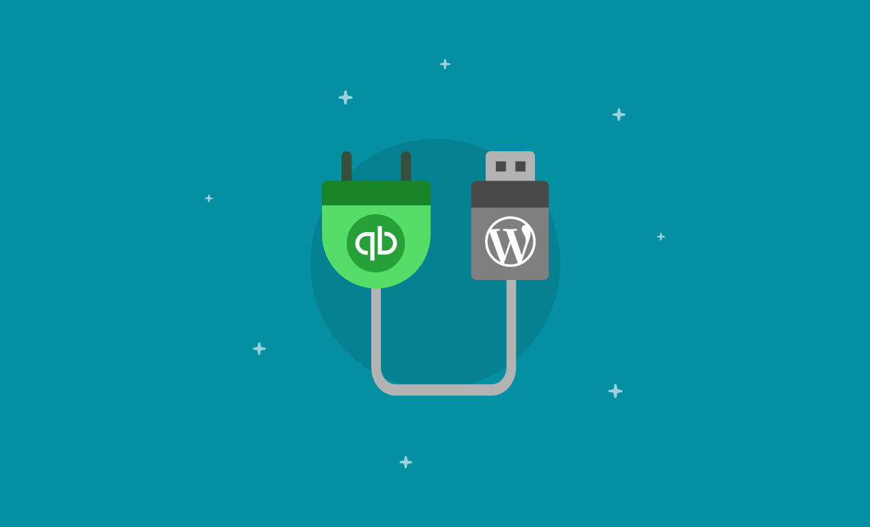 using quickbooks in WordPress, WordPress plugins, WordPress Quickbooks plugin,