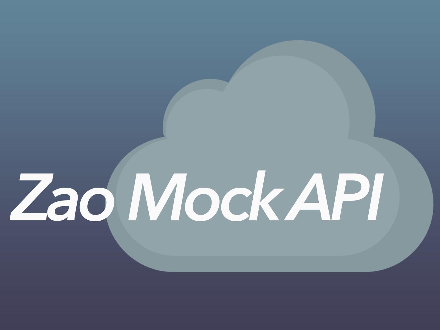 Zao Mock API: A WordPress Plugin for Testing API Responses