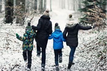 гуляем зимой