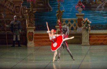 балет красная шапочка