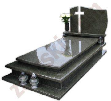 Zaorski - nagrobki grobowce wariant 27