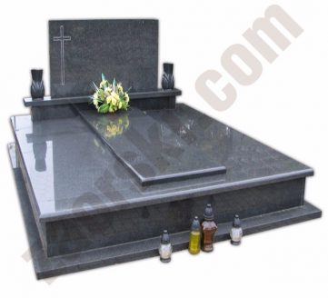 Zaorski - nagrobki grobowce wariant 3