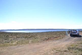 Great Lake - Primera parada para observar la preciosa mañana.