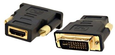 Adaptador DVI-HDMI
