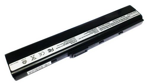 Asus 5200mAh A40 A42 A52 A62 B53 F85 F86 K42 K52 P42