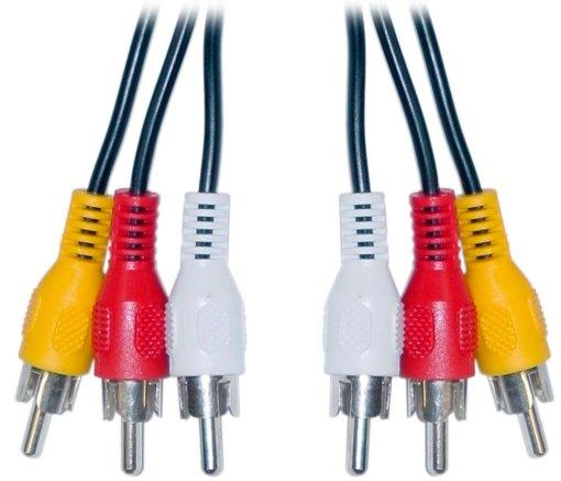 Cable 3 RCA Macho/3 RCA Macho 3m BIWOND