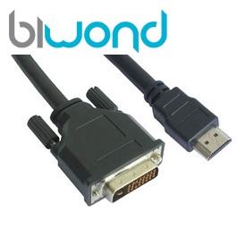 Cable HDMI a DVI BIWOND 3m