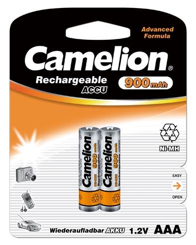 Recargable AAA 900mAh (2 pcs) Camelion