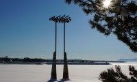 Klokketårnet i Hamar