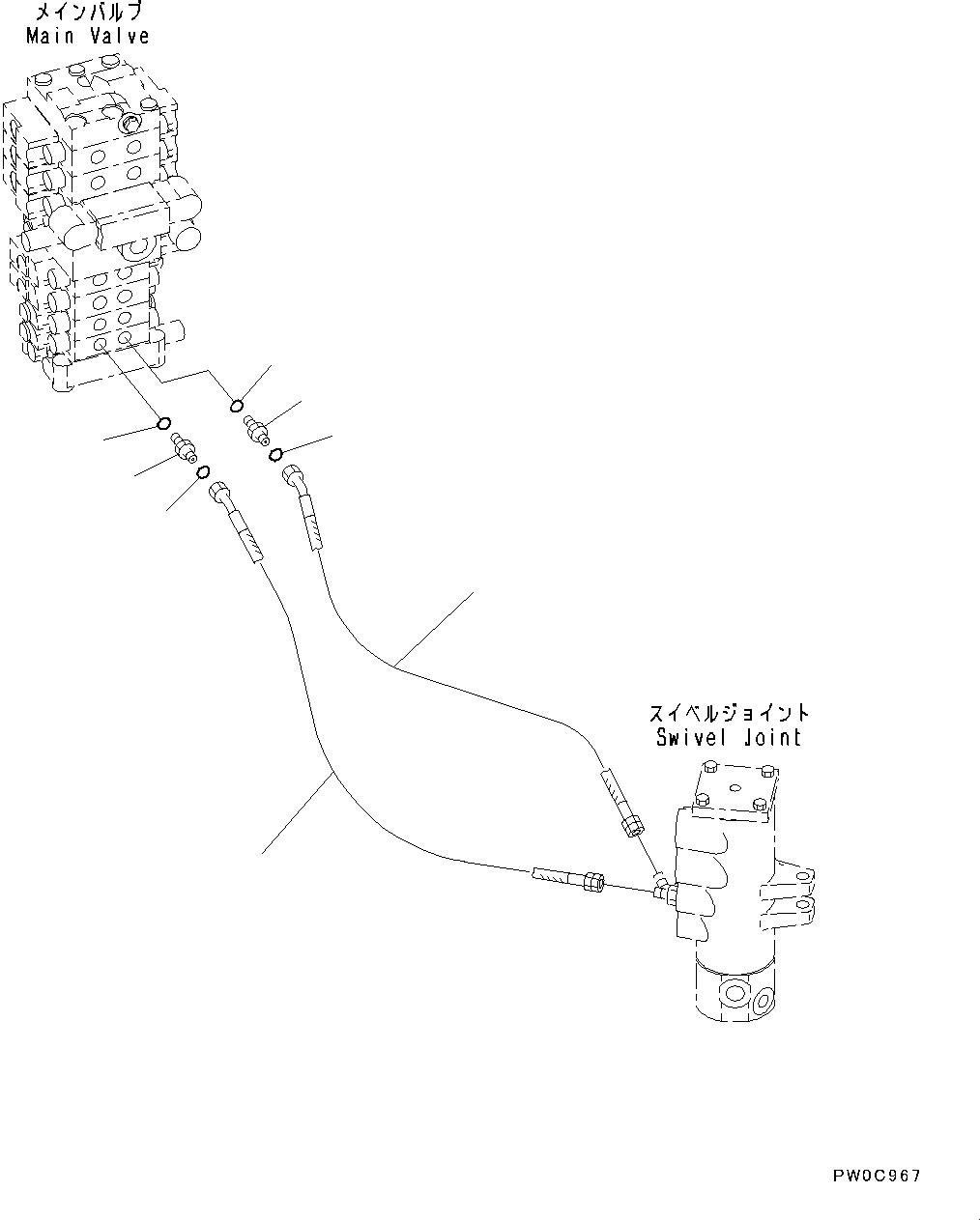 11Y-62-12360 Komatsu МУФТА / СОЕДИНЕНИЕ