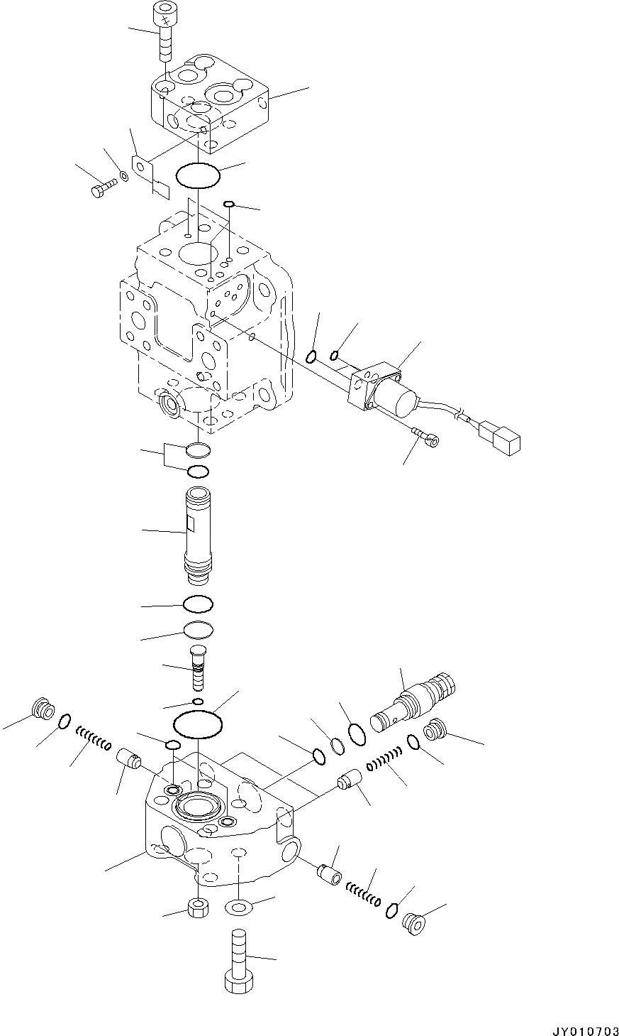 07000-B3022 Komatsu ПРОКЛАДКА ТИП О