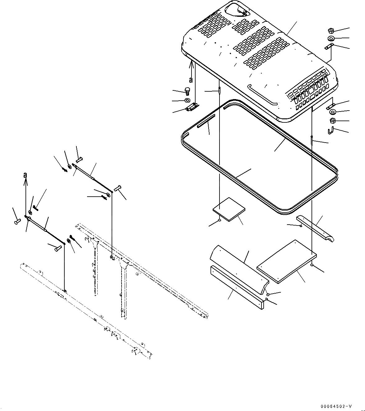 20Y-54-71182 Komatsu ДЕМПФЕР