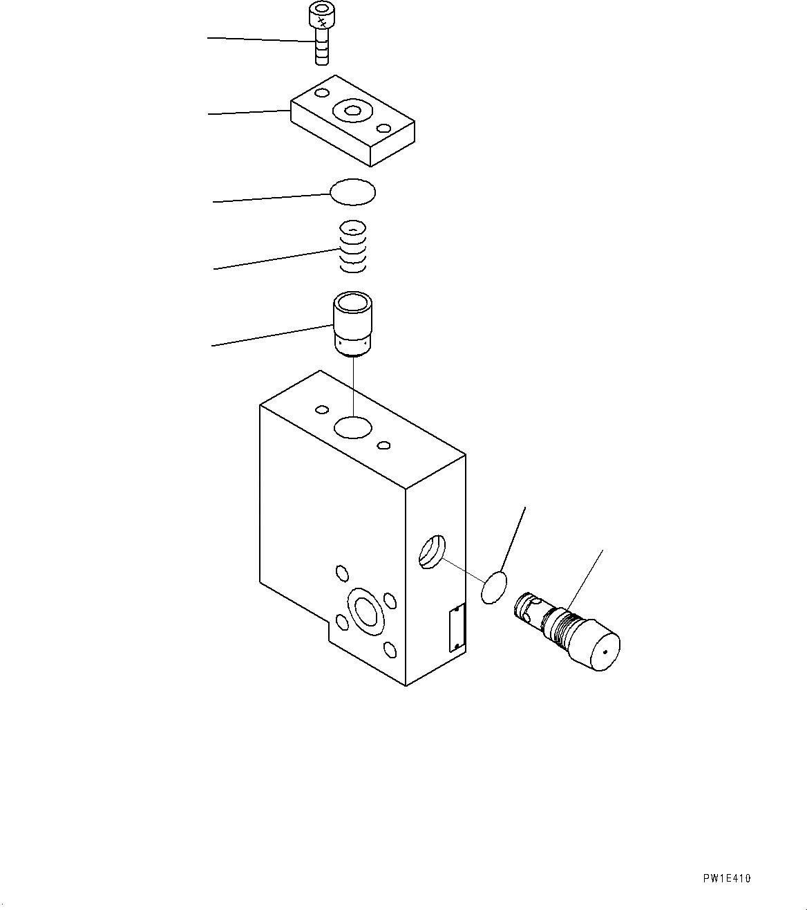 UC1301243006 Komatsu O-КОЛЬЦО