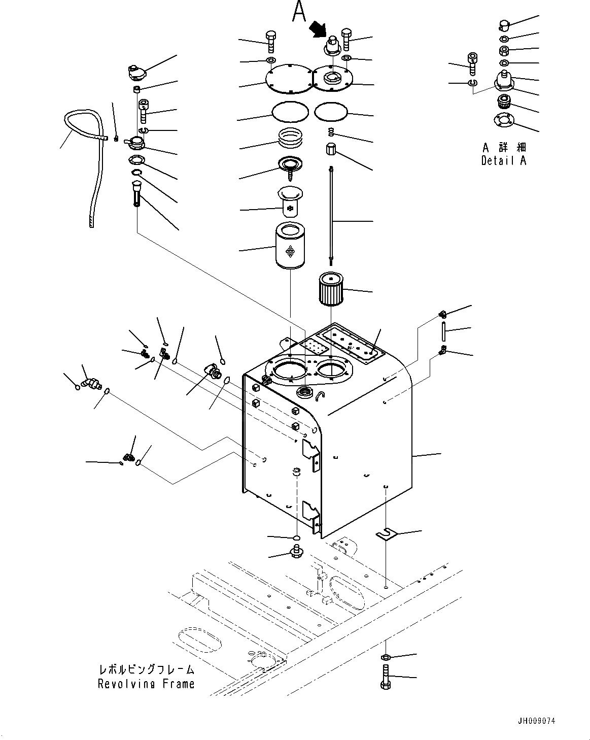 20Y-60-31450 Komatsu КЛАПАН