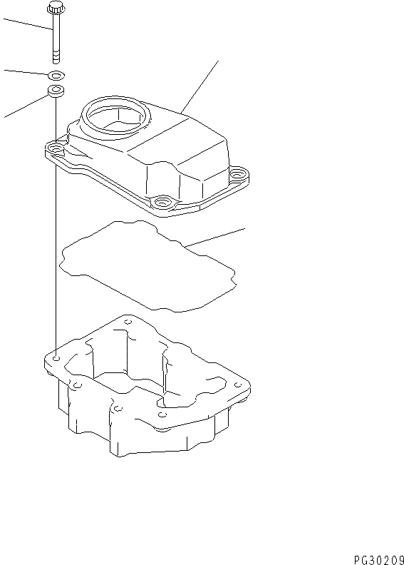 6150-11-8810 Komatsu Прокладка клапанной крышки