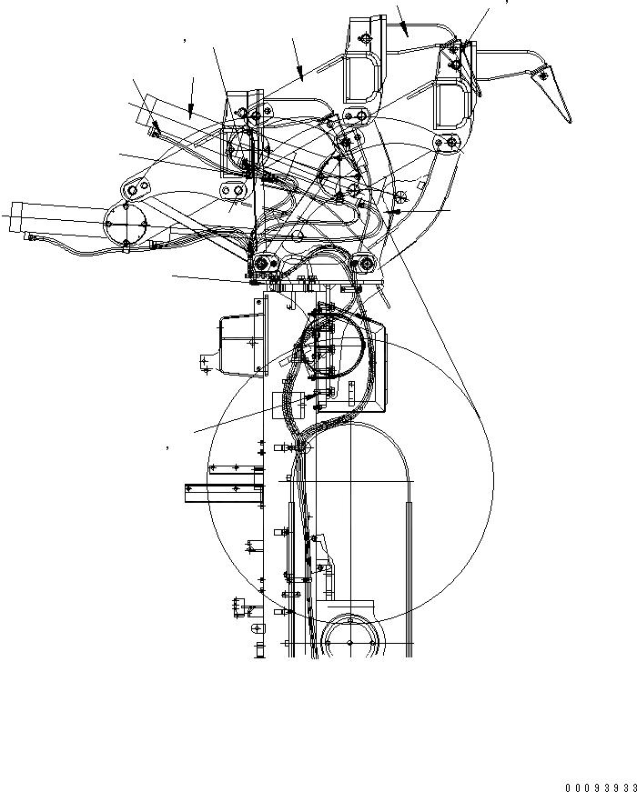 113-78-21170 Komatsu ШТИФТ В СБОРЕ