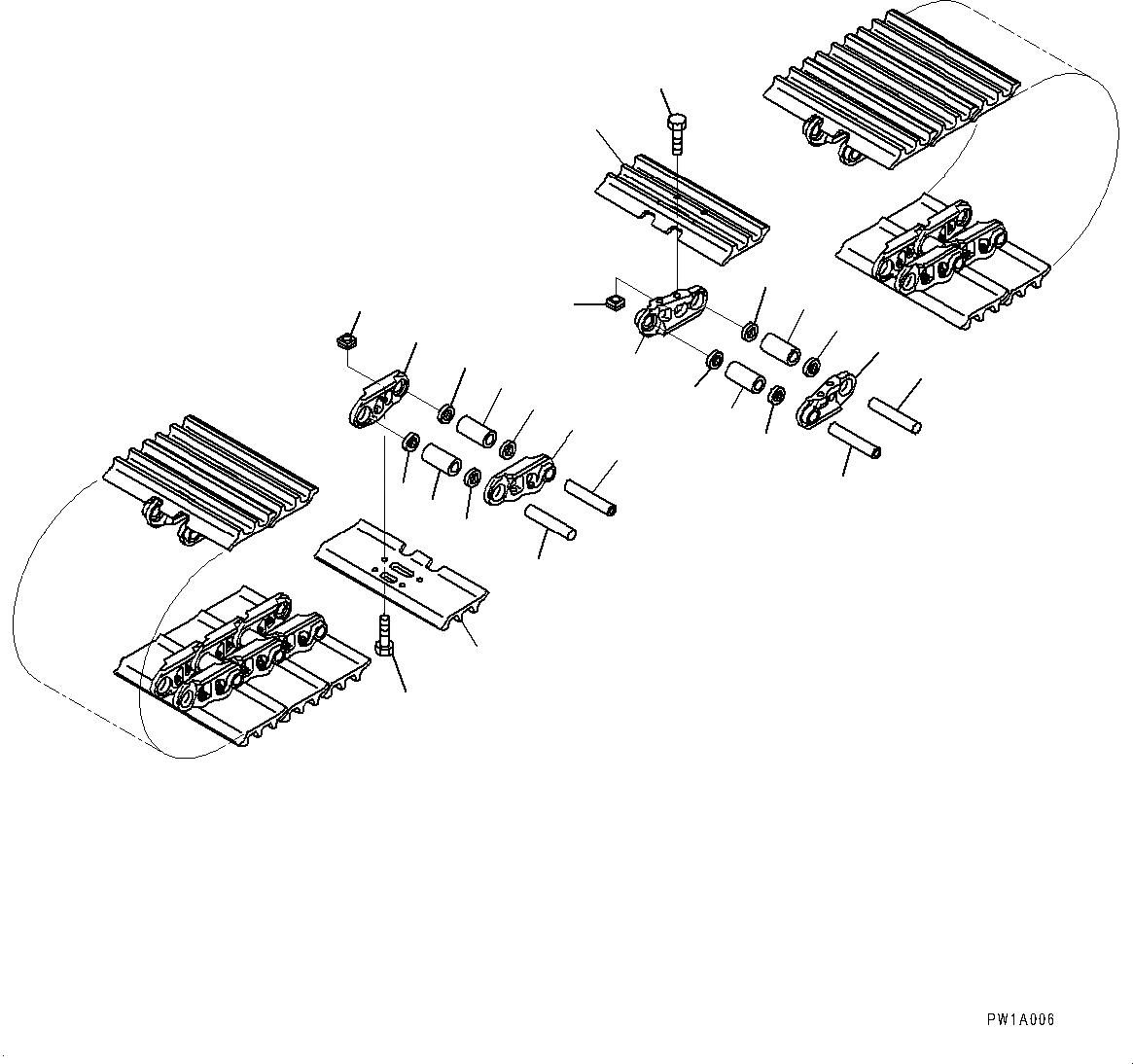 20Y3231320 Komatsu