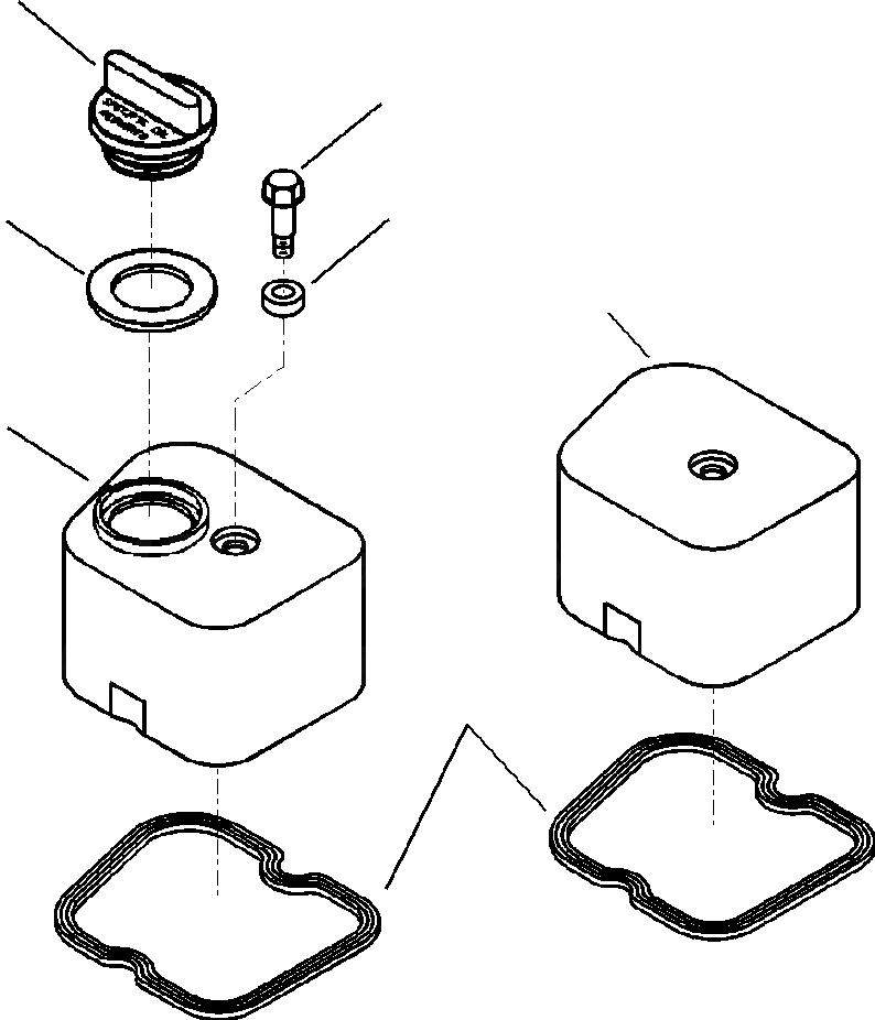 6735-11-8120 Komatsu ЗАЩИТНЫЙ КОЖУХ