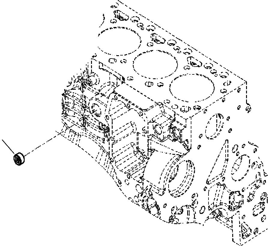 6732-11-1920 Komatsu СОЕДИНЕНИЯ