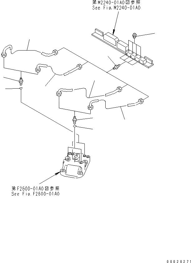 07042-30108 Komatsu ПРОБКА / ЗАГЛУШКА