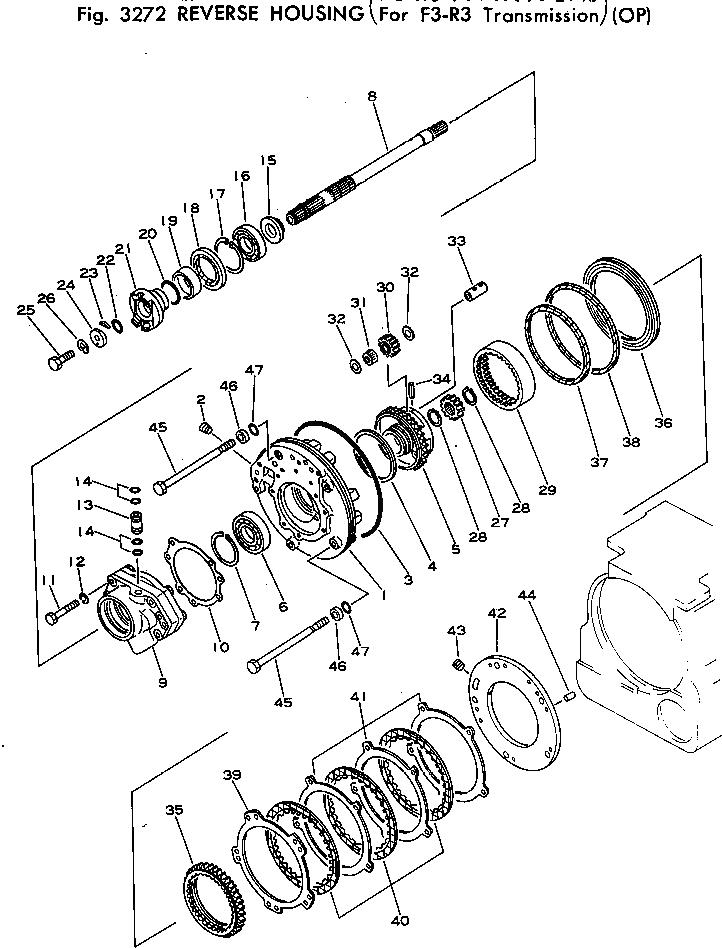 104-15-22190 Komatsu СОЕДИНИТЕЛЬНАЯ МУФТА