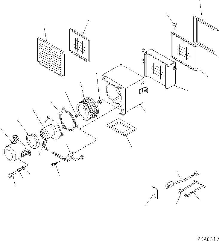ND949011-7650 Komatsu ШАЙБА