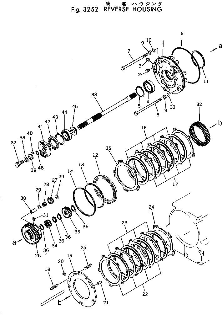 113-15-22150 Komatsu СОЕДИНИТЕЛЬНАЯ МУФТА