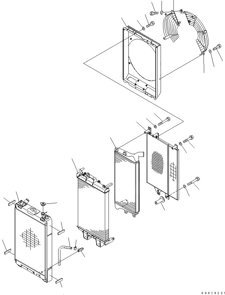 415-64-13120 Komatsu ШАЙБА