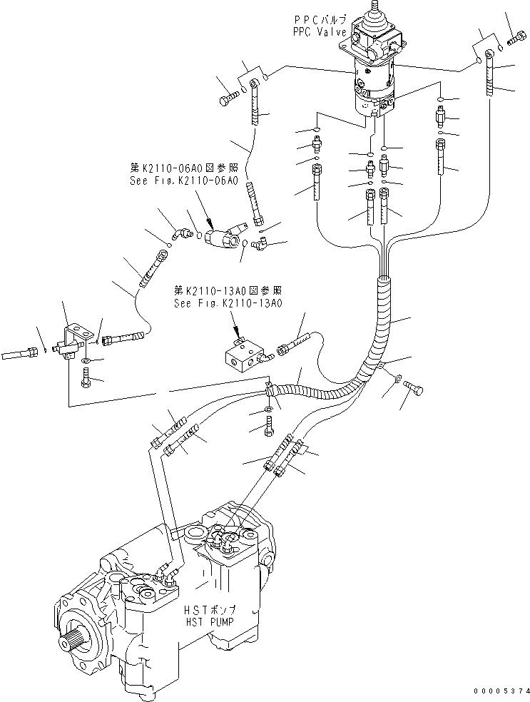 11Y-62-13340 Komatsu МУФТА / СОЕДИНЕНИЕ