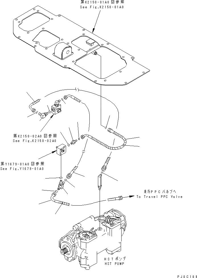11Y-62-12520 Komatsu СОЕДИНЕНИЕ